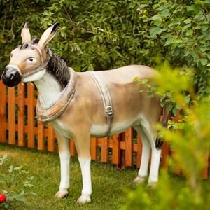 Садовая фигура Ишак