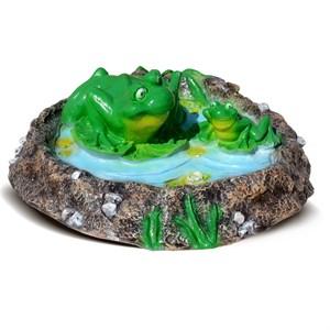 Крышка люка Лягушки в пруду
