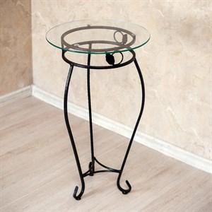 Столик со стеклом