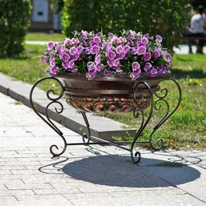 Садовый вазон