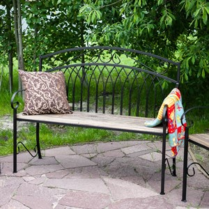 Скамейка для дачи 891-76