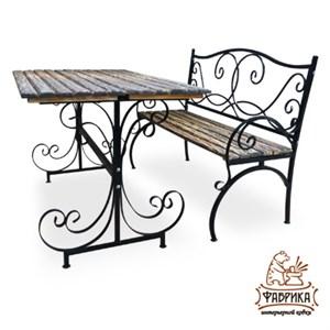 Дачный набор мебели