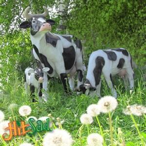 Фигуры для сада Коровы