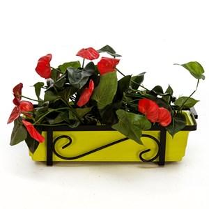 Балконная подставка для цветов 51-414