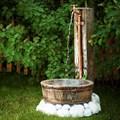 Садовая фигура Умывальник для дачи