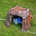 Декоративная крышка с садовой розеткой - фото 27287