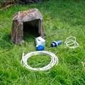 Декоративная крышка с садовой розеткой - фото 27289