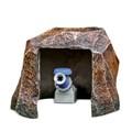 Декоративная крышка с садовой розеткой - фото 33856