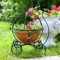 Подставка для цветов карета - фото 34508