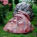 Фигура для сада камень