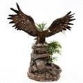 Садовый фонтан Орел - фото 45215