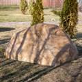 Камень крышка септика