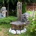 Садовый умывальник
