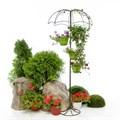 Стойка для растений садовая