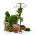 Декоративная стойка для цветов