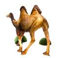 Верблюд ростовая фигура - фото 50551