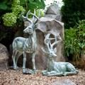 Фигура садовая Олень - фото 57564