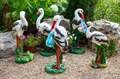 Садовая фигура Аист F01192 - фото 57984